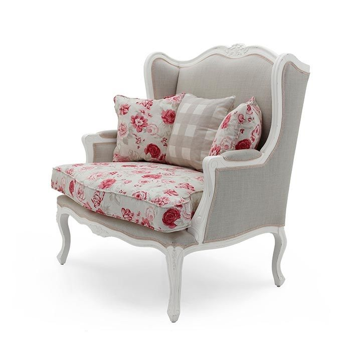 Aimee Bespoke Upholstered French Snuggle Chair MS9896P Custom Made-To-Order Armchairs Love Seat Small Sofa Upholstery