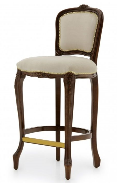 Amati Bespoke Upholstered Bar Stool MS0219C Custom Made-To-Order