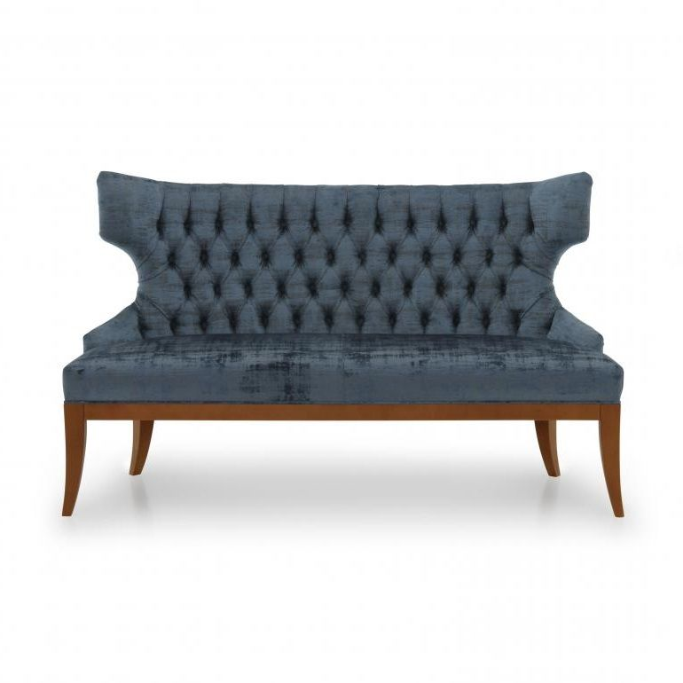 Attraente Two Seat Sofa MS0451D Made-To-Order Sofas From Millmax Interiors
