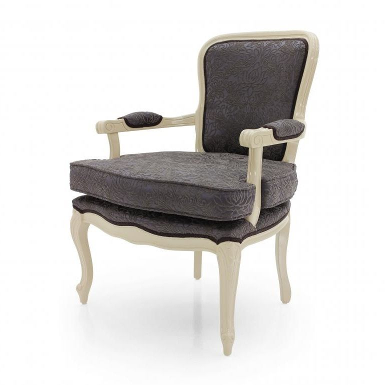 Duello Bespoke Upholstered Armchair MS9465P Custom Made-To-Order armchairs Millmax Interiors Furniture sale