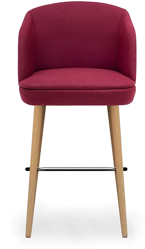 Nadia Full Arm Bespoke Upholstered Bar Stool MF1005BS Custom Made-To-Order