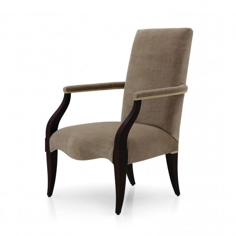 Neomea Bespoke Upholstered Contemporary Armchair MS0146P Custom Made-To-Order Chairs Millmax Interiors Furniture Sale