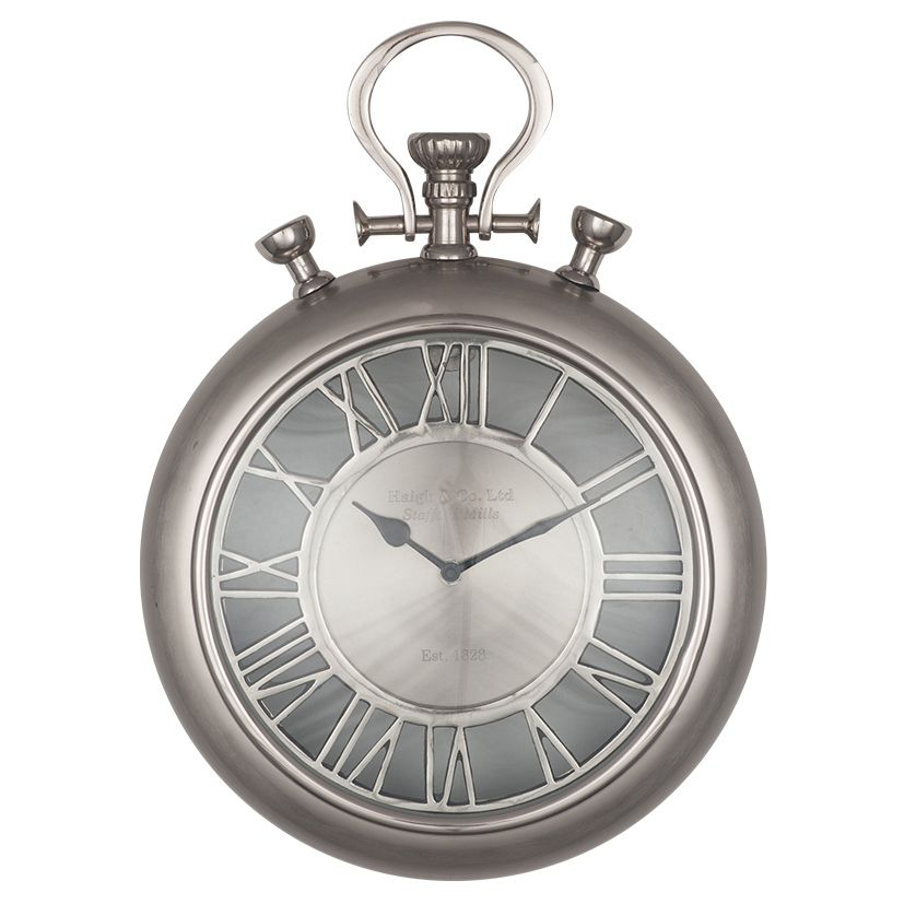 Pocket Watch Wall Clock MP75-177