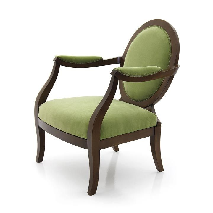 Principessa Bespoke Upholstered Armchair MS0308P Custom Made-To-Order armchairs Millmax Interiors Furniture sale