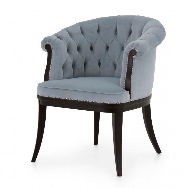 Rolando Bespoke Upholstered Deep Buttoned Back Tub Chair MS09732P Custom Made-To-Order Tub chairs & Armchairs Millmax Interiors Upholstery Furniture Sale UK