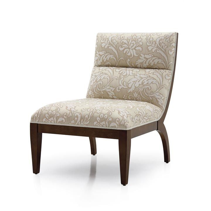Sala Bespoke Upholstered Slipper Chair MS0500P Custom Made-To-Order chairs upholstery Millmax Interiors Furniture Sale